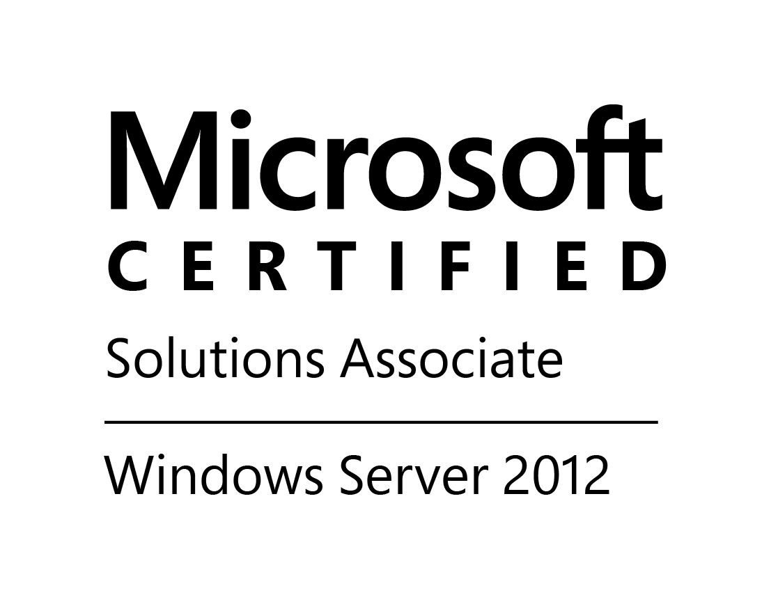 Certification techsupportpro uk mcsawinserv12blk 1betcityfo Gallery