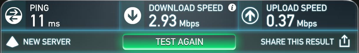 TechOnHoliday-Menorca-WiFi-speed